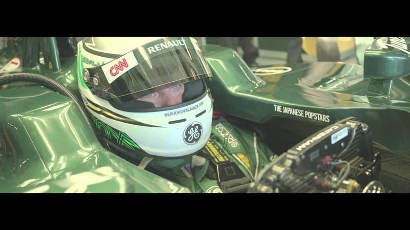 Video: Caterham teases its Grand Prix debut