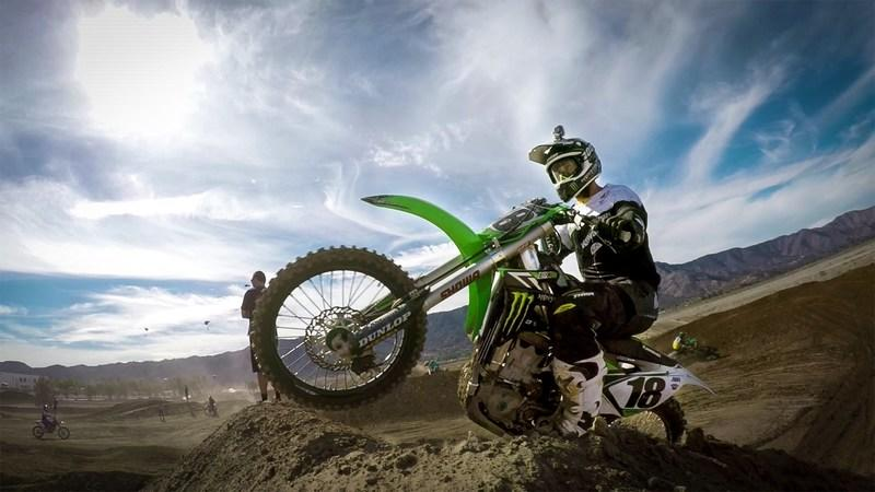 Video: GoPro Dishes Behind-The-Scenes Look Into The Life of a Motocross Rider