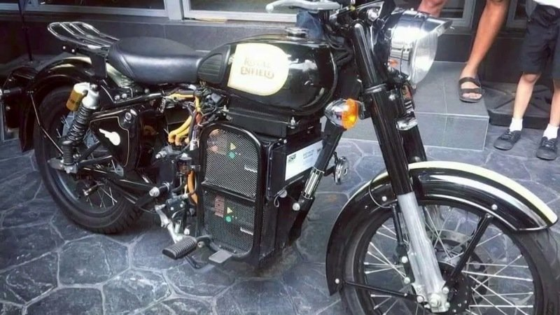 Royal Enfield to plunge resources into developing electric motorcycles