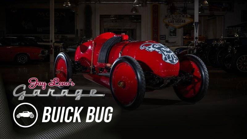 Video: Jay Leno Checks Out a Fire-Breathing 1910 Buick Bug