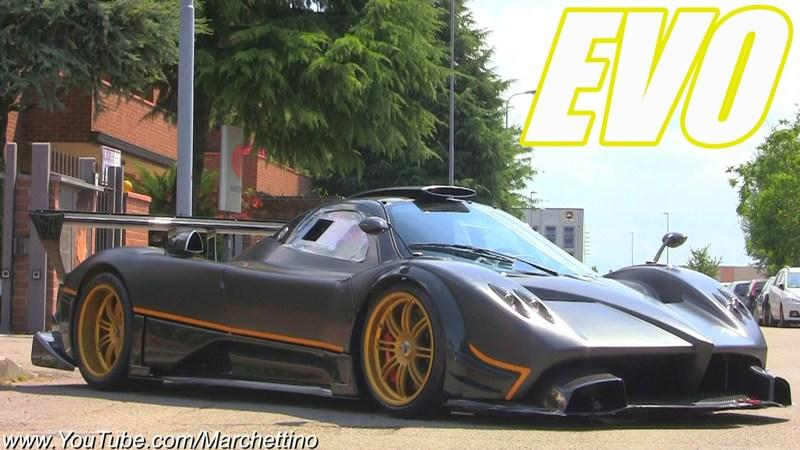 Pagani Zonda News And Reviews | Top Speed