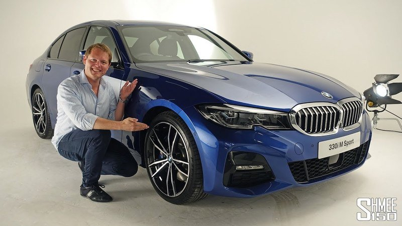 SHMEE Gives Us the Full Walkaround for the 2019 BMW 330i M Sport
