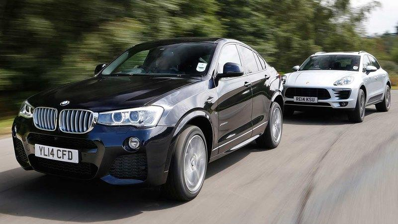 Video: Porsche Macan vs BMW X4