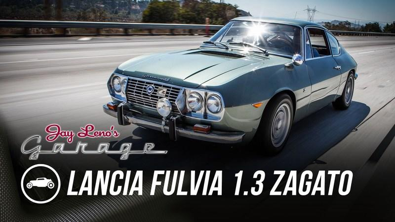 Video: Jay Leno Drives The 1967 Lancia Fulvia Sport 1.3 Zagato