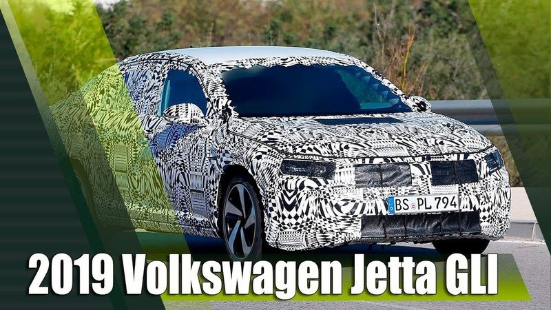 Next-Gen Volkswagen Jetta Teased for 2018 Detroit Auto Show Debut