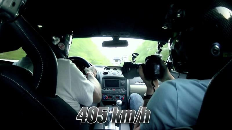 What's Up Veyron? Underground Racing TT Gallardo hits 251mph in just over 1 mile