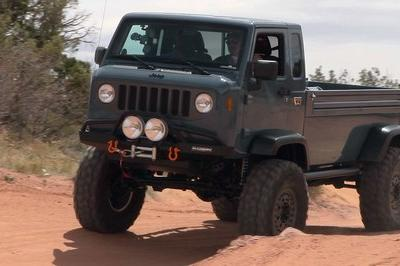Video: Watch the Jeep Mighty FC in Action