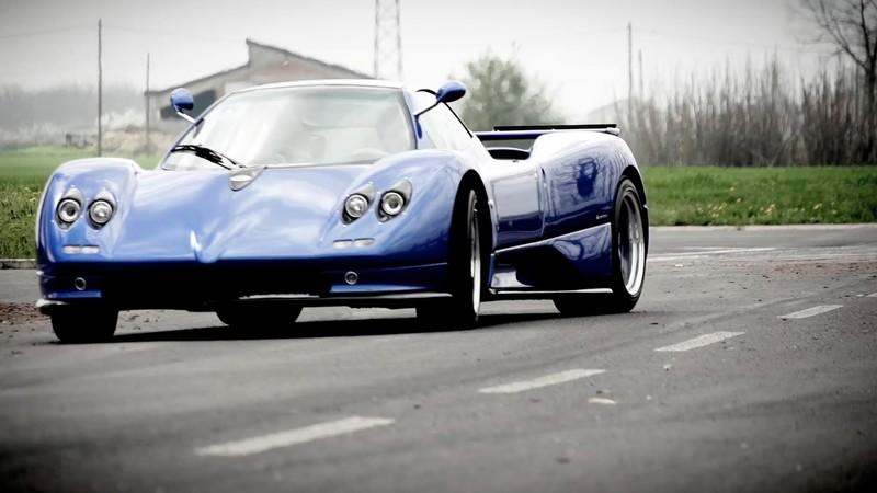 Video: Chris Harris Teases Drive Film Featuring Pagani