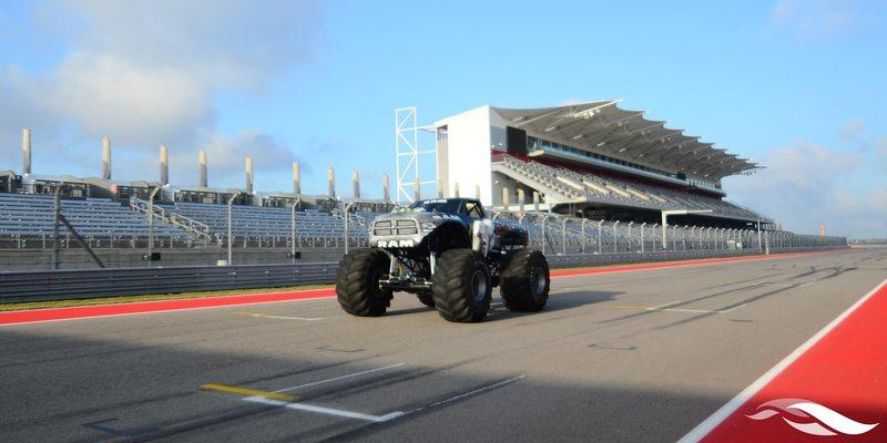 Raminator is the World's Fastest Monster Truck