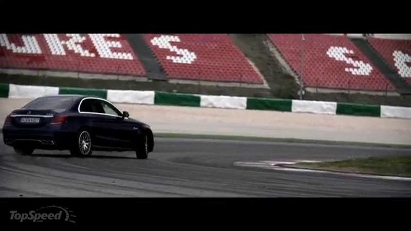 Mercedes-AMG C63 S Wrung Out by Chris Harris: Video