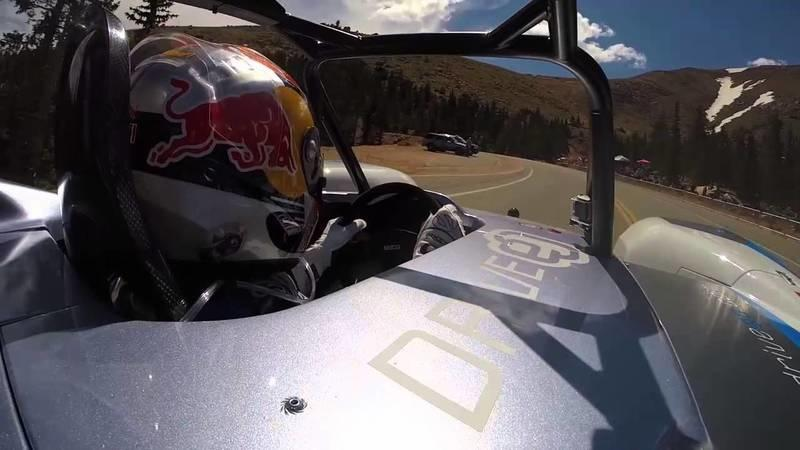 Millen's Record-Setting Pikes Peak Drive: Video