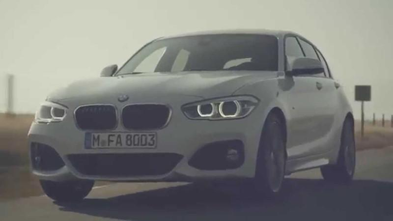 BMW Showcases Predictive Gear Shift Technology In 1-Series Commercial: Video