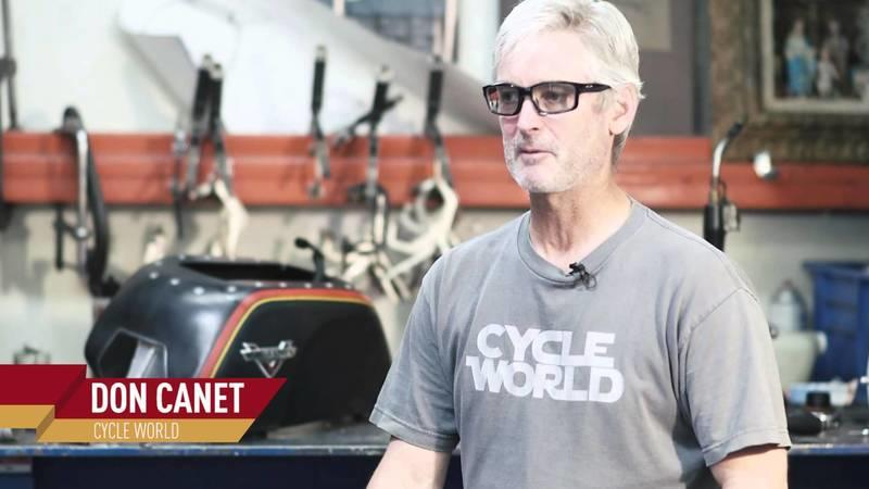 Video: Victory Motorcycles' Project 156 Part 4