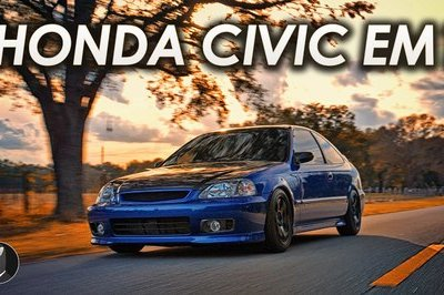 A $140K Honda Civic? Yeah - It Does Exist