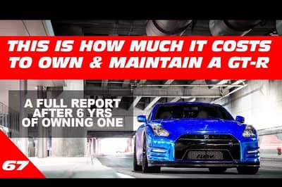 The Cost of Owning And Maintaining a Nissan GT-R R35 Might Surprise You
