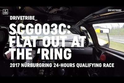 Glickenhaus SCG003C Racer Storms the Nurburgring: Video