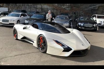 Get Up Close and Intimate with the SSC Tuatara - A Car That Could Break the 300-MPH Barrier