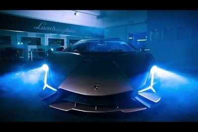 This Is, By Far, The Coolest Lamborghini Sian Video Ever Made