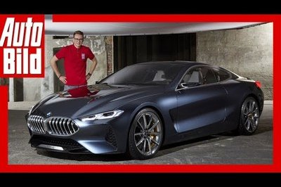 Want to Hear What the 8 Series Concept Sounds Like? Look no Further