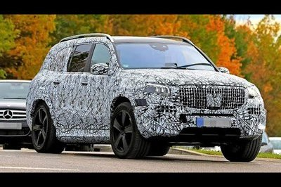 New Mercedes-Maybach GLS Spotted Before Los Angeles Motor Show Debut