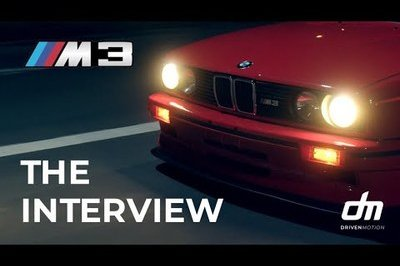A Short Film Staring an E30-Gen BMW M3 Reminds Us How Therapeutic Driving Can Be