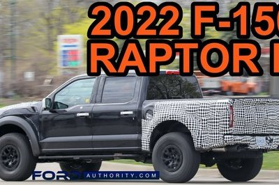 The Supercharged Ford F-150 Raptor R Sounds Mean
