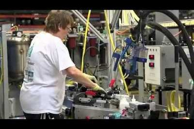 Video: Behind The Scenes at Indian Motorcycle's Spirit Lake Factory