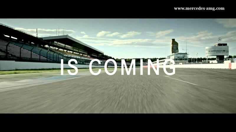 Mercedes-AMG Announces Something Fast is Coming: Video