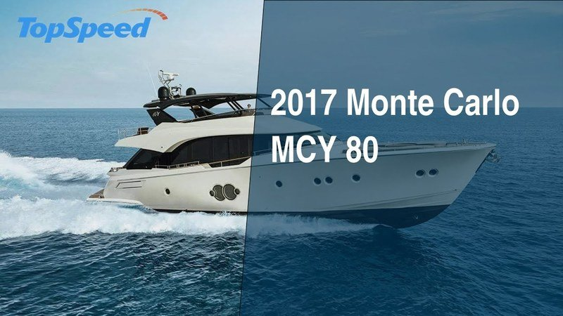2017 Monte Carlo MCY 80