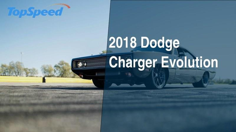 2018 Dodge Charger Evolution
