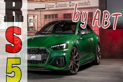2020 Audi RS5 by ABT