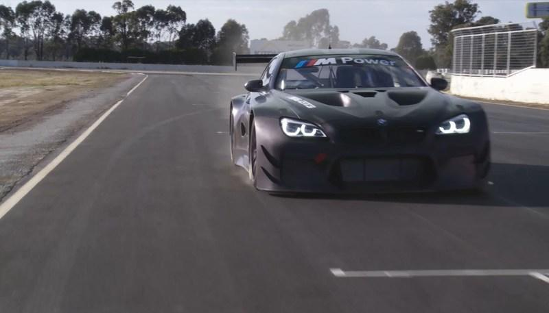BMW M6 GT3 Getting Final Test Runs Ahead Of Racing Debut In Australia: Video