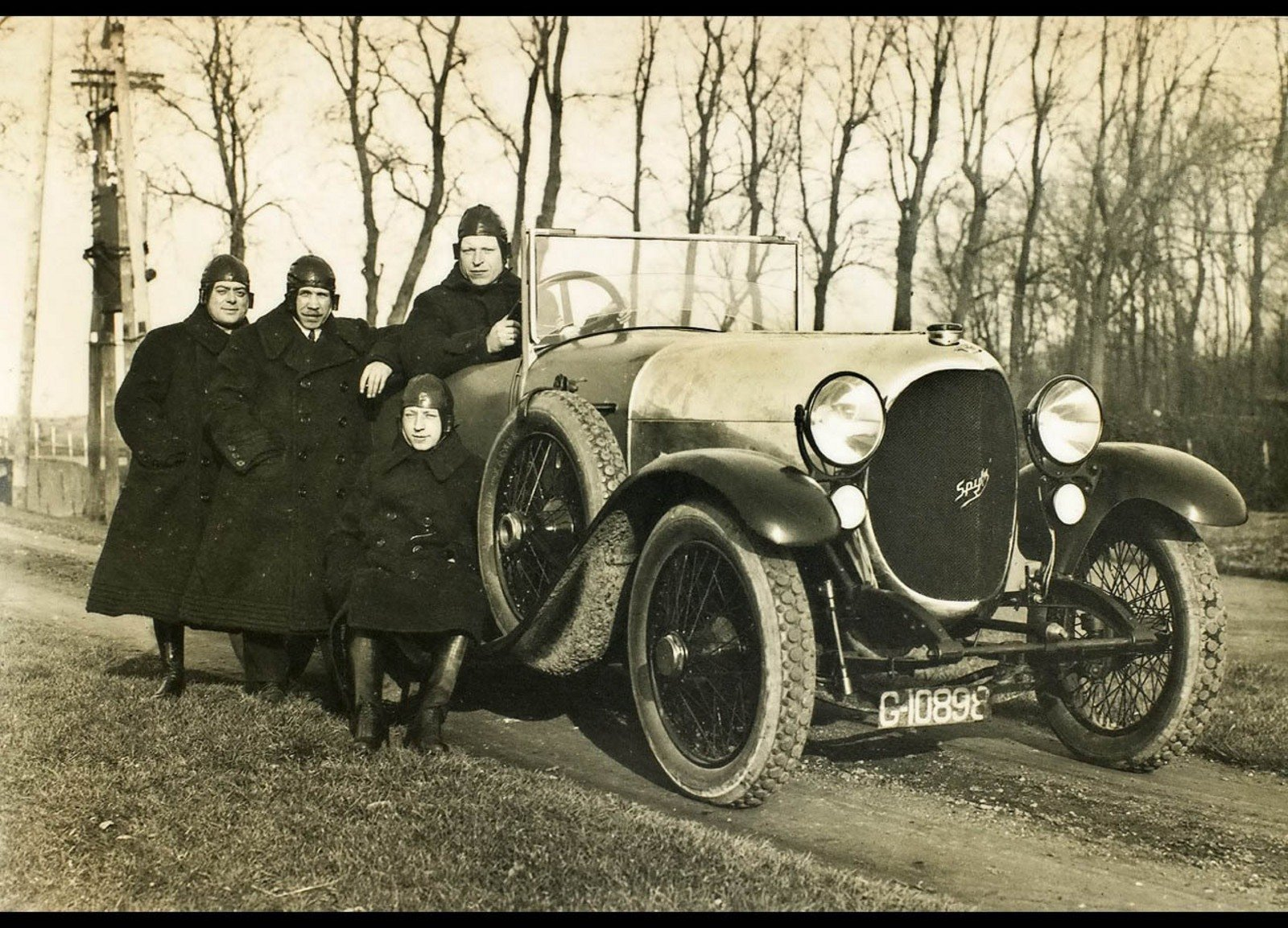 1921 spyker c4 review