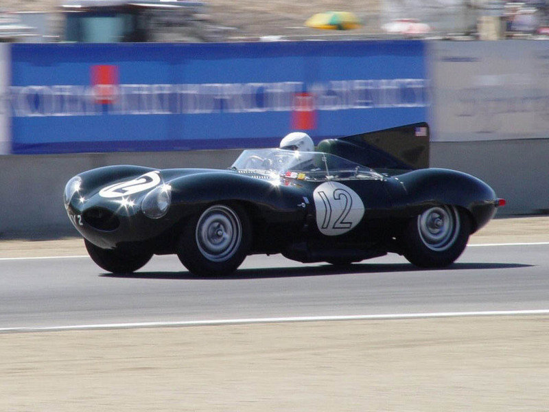 1954 - 1957 Jaguar D-Type