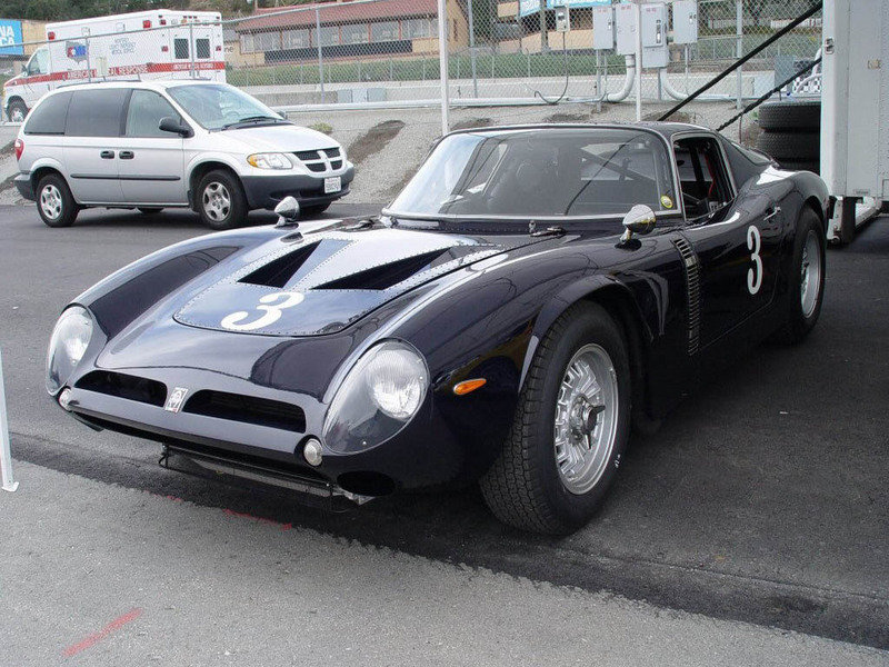1963 - 1975 Iso Grifo High Resolution Exterior - image 6435