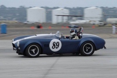 1965 - 1968 Shelby Cobra | Top Speed