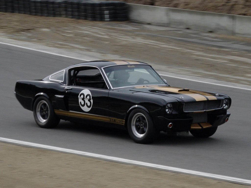 1965 Shelby Mustang GT350 High Resolution Exterior - image 14532