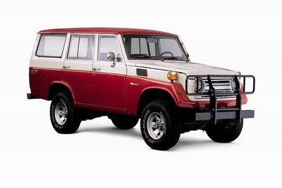 Toyota Land Cruiser 50 series