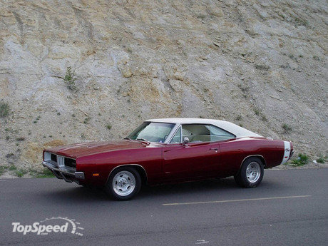 dodge charger rt history