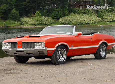 Along with the special edition Hurst Olds of 1968 and 1969, the 1970 W-30