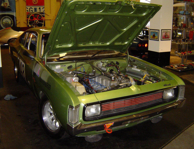 1972 Valiant Charger RT E49