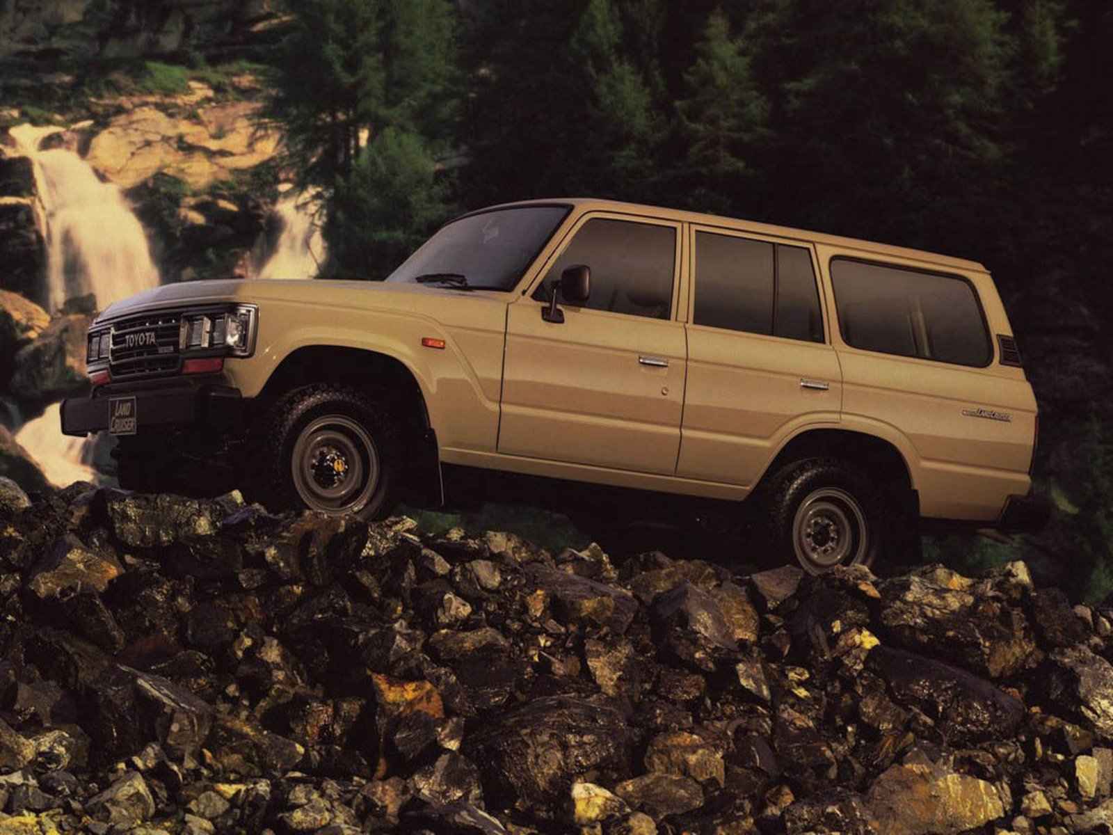 1980 1989 Toyota Land Cruiser 60 Series Review Top Speed
