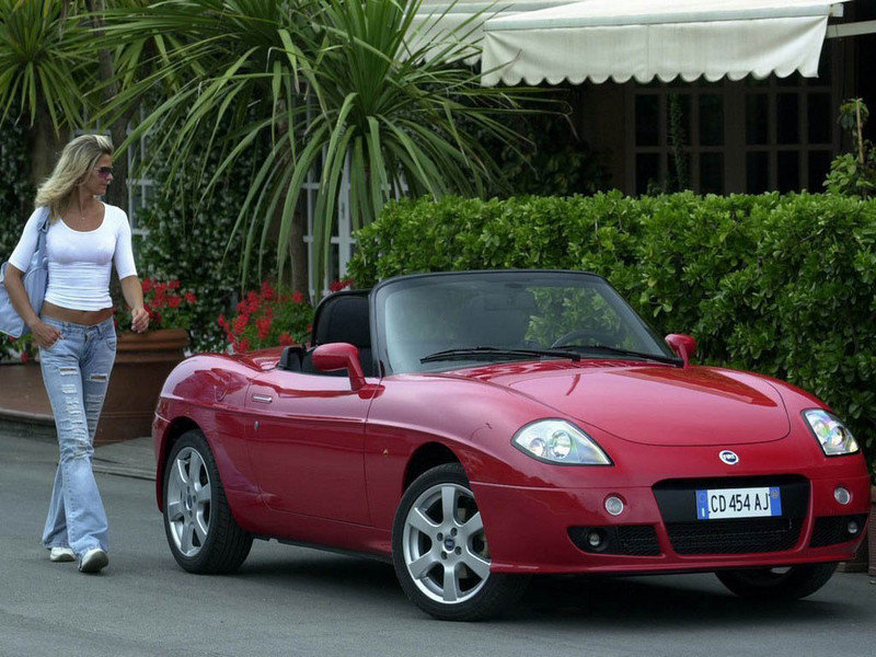 Fiat Barchetta Photos Pictures Pics Wallpapers Top