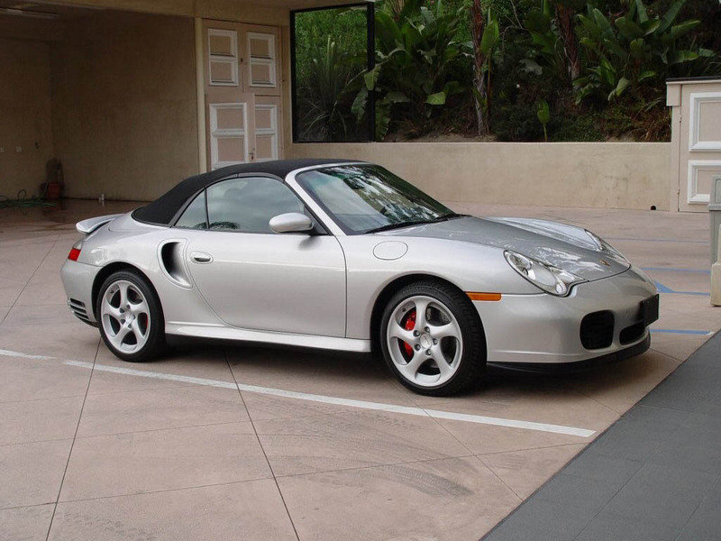 1997 Porsche 911 Turbo (993) - image 18513