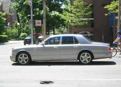 Bentley Arnage Top Review