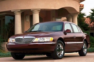 1998 2002 Lincoln Continental Top Speed