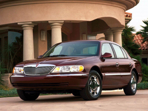 1998 2002 Lincoln Continental Review Top Speed