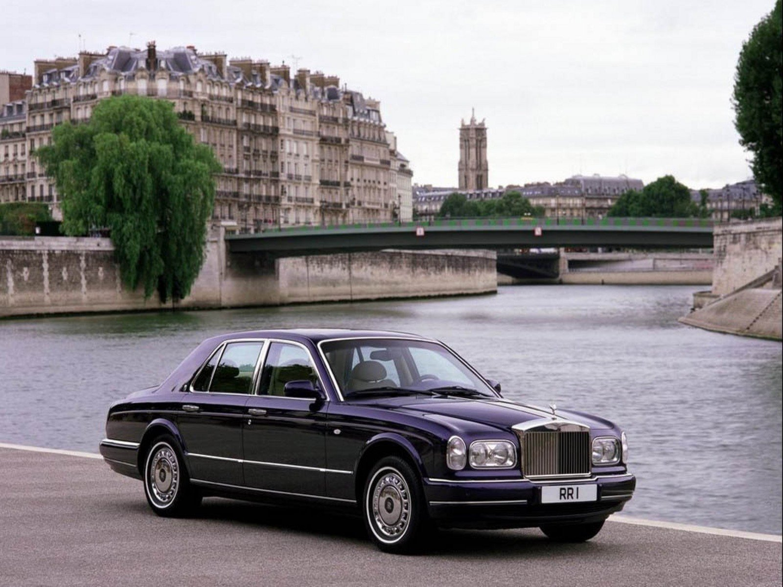 rolls royce silver seraph review top speed