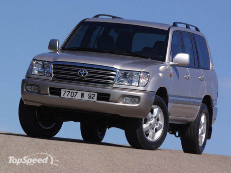 toyota land cruiser 100 series. The Land Cruiser 100 represents the