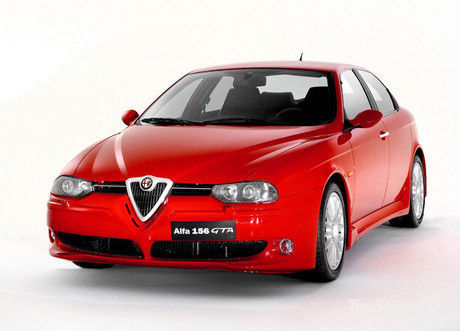 Alfa 159 Estate. The Alfa Romeo 156,